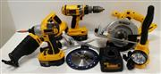 Dewalt XRP Combo Set with 3 XRP Battery Packs **READ MORE**